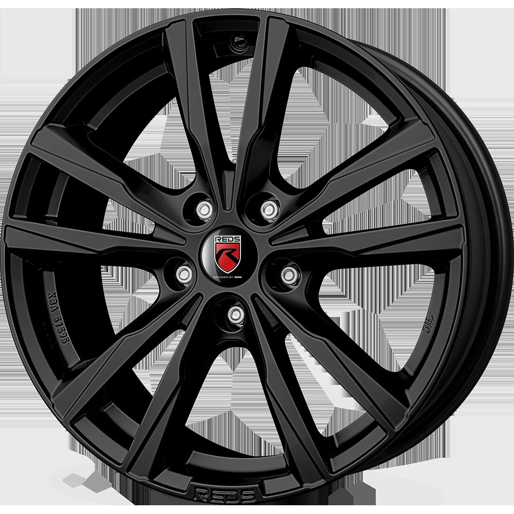 MOMO REDS K2 HD MATT BLACK