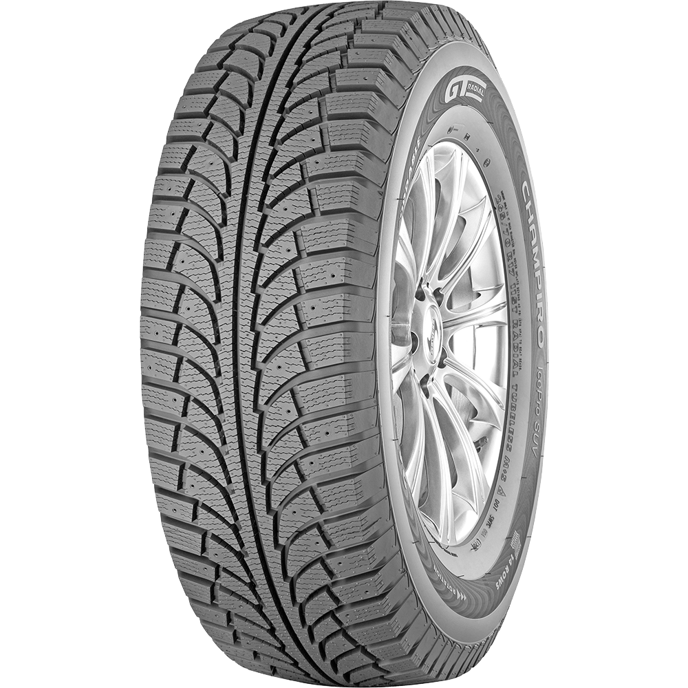 Žieminės padangos GT RADIAL CHAMPIRO ICEPRO SUV 215/70R15 / 98T Žieminės-gt-radial-champiro-icepro-suv-215-70-r15-98t-505250574598